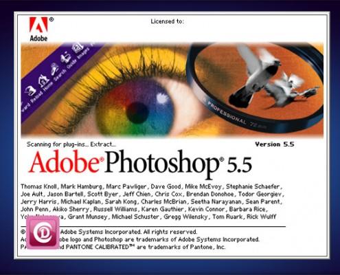 10 495x400 - تاریخچه نرم افزار فتوشاپ شرکت ادوبی