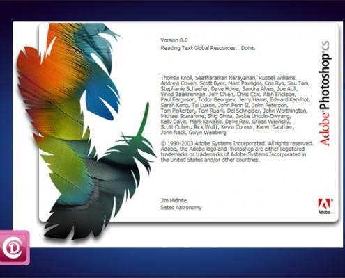 13 495x400 - تاریخچه نرم افزار فتوشاپ شرکت ادوبی
