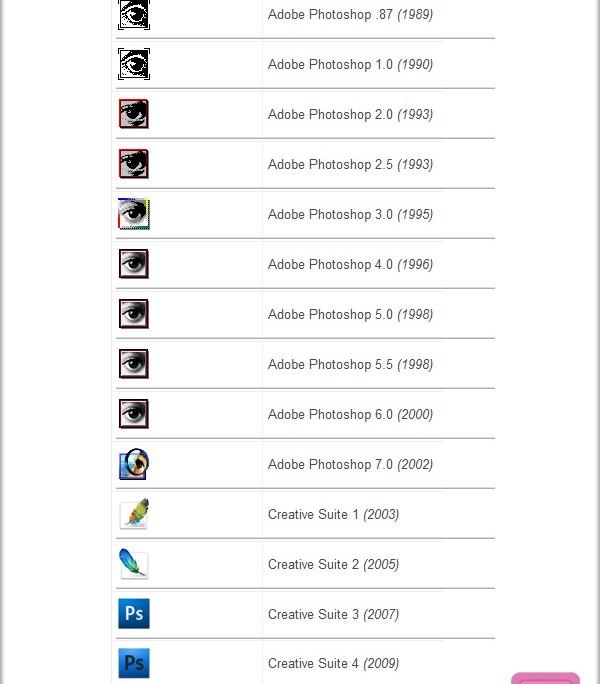 5 600x684 - تاریخچه نرم افزار فتوشاپ شرکت ادوبی