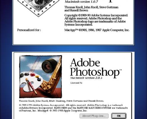 7 495x400 - تاریخچه نرم افزار فتوشاپ شرکت ادوبی