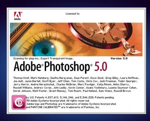 9 495x400 - تاریخچه نرم افزار فتوشاپ شرکت ادوبی
